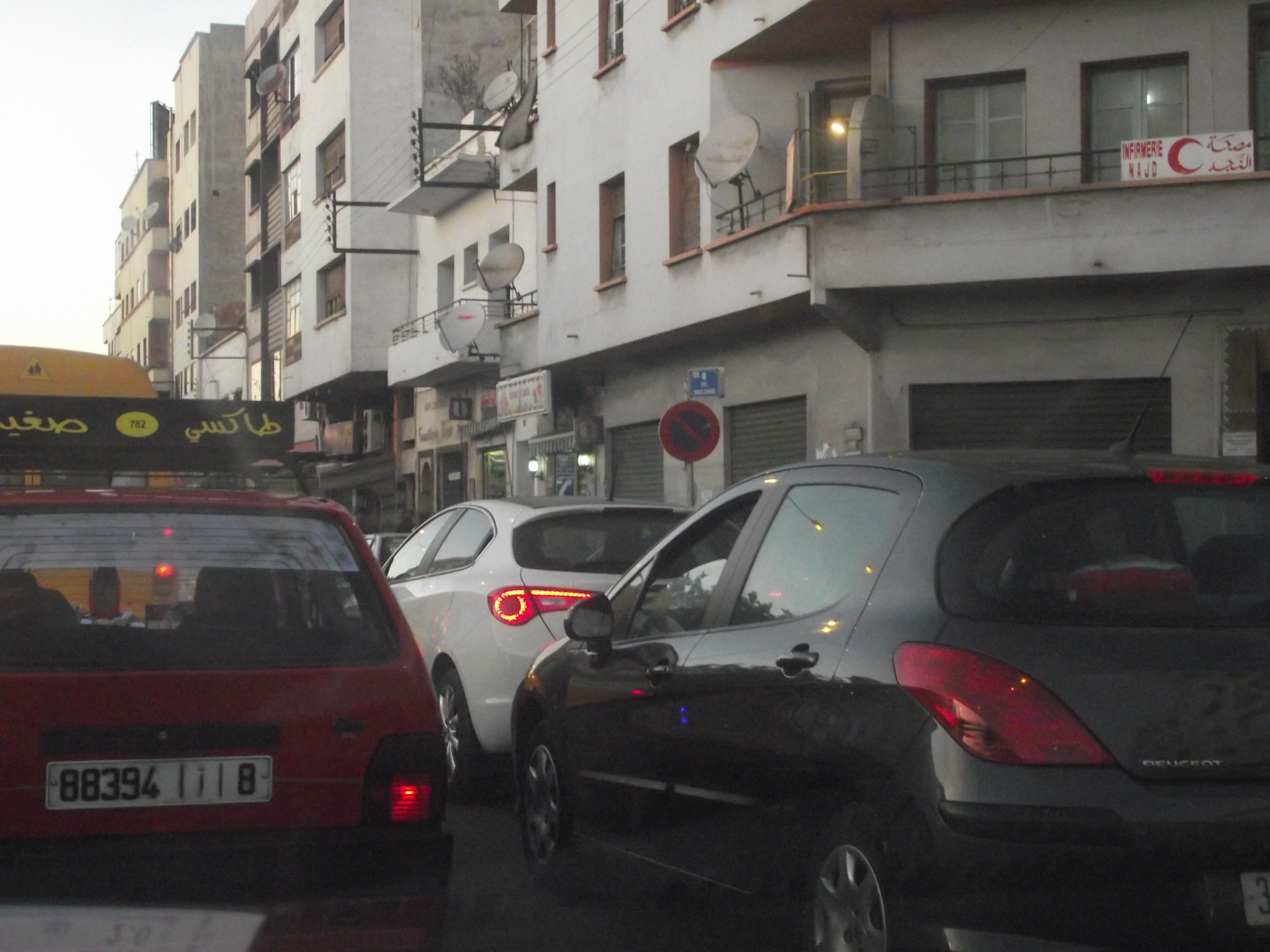 Boulevard Bir Anzarane